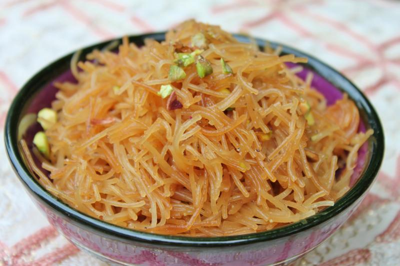 Sweet'n golden vermicelli noodles